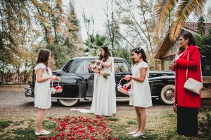 matrimonio en los andes