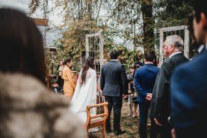 boda en los andes
