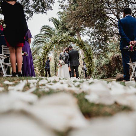 Los 5 beneficios que tiene celebrar tu matrimonio al aire libre