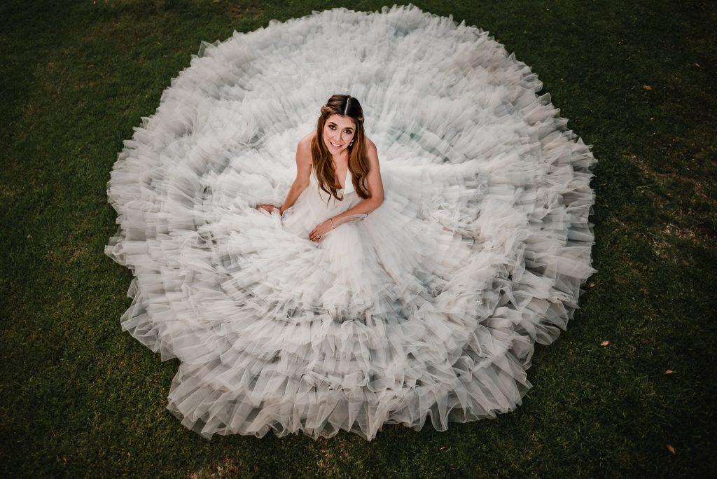 Cata Pali rrss 803 1024x684 - Cómo elegir  tu vestido de novia según tú figura
