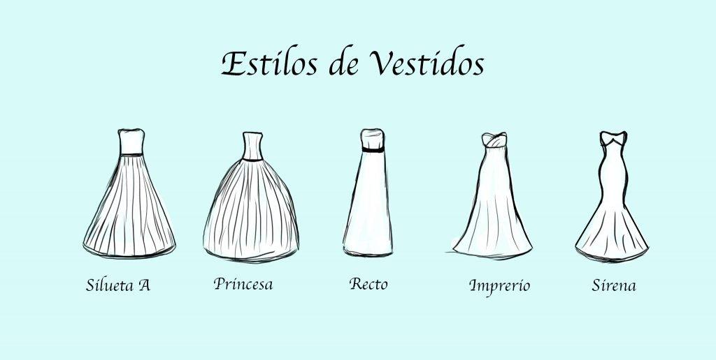 vestidos 1024x516 - Cómo elegir  tu vestido de novia según tú figura
